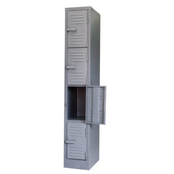 4 Compartment Locker