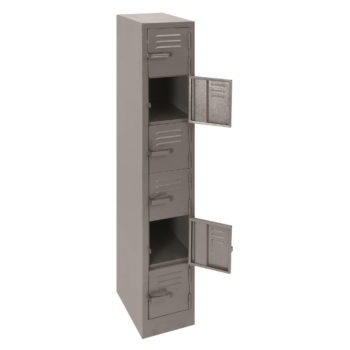 6 Compartment Locker