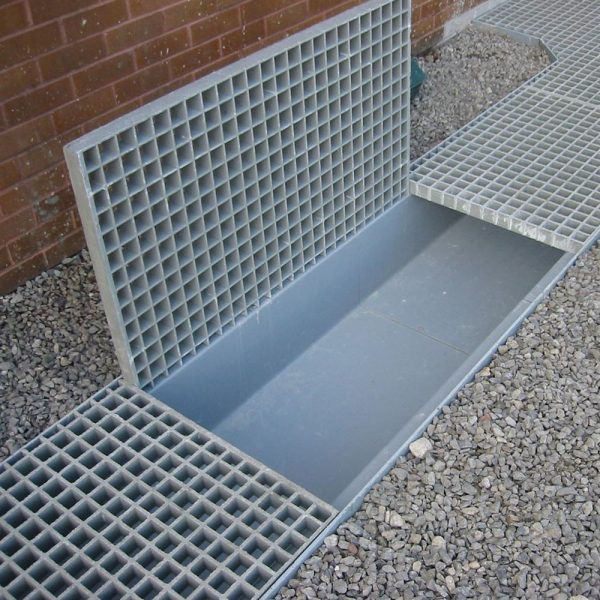 Fibreglass Trench Cover